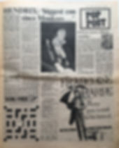 jimi hendrix newspaper/disc music echo 24/2/68