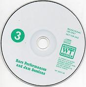jimi hendrix bootlegs cd 1969/rare performances and jam sessions /disc 3