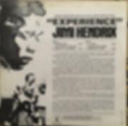jimi hendrix vinyls album/experience sonet norway 1971