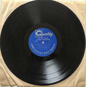 jimi hendrix vinyls albums/get that feeling 1968
