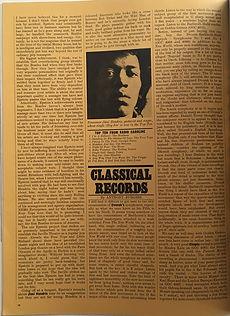 jimi hendrix rotily magazine / queen feb.1/1967