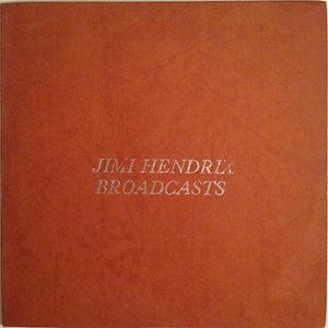 broadcast TMOQ color vinyls/ collector jimi hendrix
