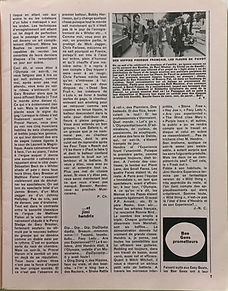 jimi hendrix collector magazine/jimi hendrix concert olympia paris 9/10/67