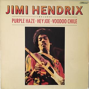 jimi hendrix vinyls LP / marks & spencer 1979