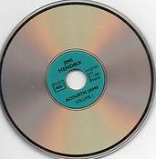 jimi hendrix bootlegs vinyls/acoustic jams vol 1