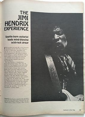 ebody magazine may 1968 jimi hendrix experience