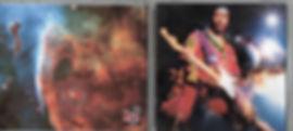 jimi hendrix bootlegs cd / atlanta space