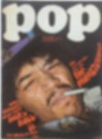 jimi hendrix magazine/pop may 1968