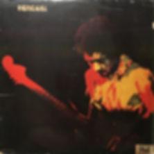 jimi hendrix vinyl album/band of gypsys malaysia