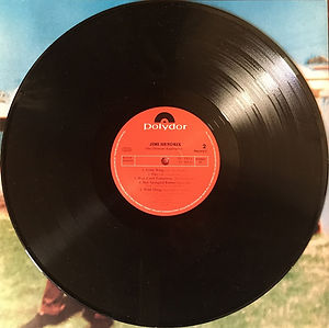 jimi hendrix vinyls collector/ the ultimate experience  record 2 side 2 / holland /e.u