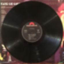 jimi hendrix rotily vinyls collector/ band of gypsys 1970 greece