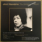 jimi hendrix bootlegs vinyls / the golden album (un)plugged