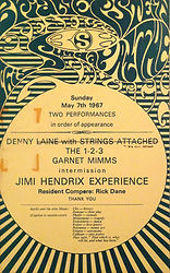 jimi hendrix rotily collector/saville theatre