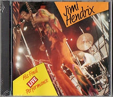 jimi hendrix collector / the last experience