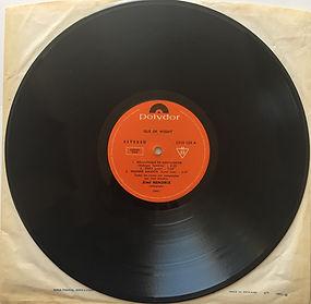 jimi hendrix album vinyl lps/isle of wight argentina side:a