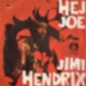 jimi hendrix singles vinyl / hey joe  1975 yougoslavia