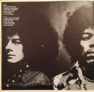 jimi hendrix collector rotily patrick axis bold as love