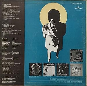 jimi hendrix vinyls collector / electric church