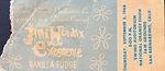 jimi hendrix memorabilia ticket september 5 1968