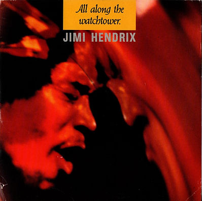 jimi hendrix collector maxi singles/vinyls /come on/unissued version /only for france 1991