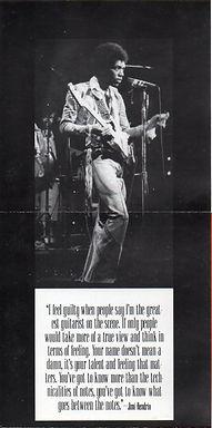 jimi hendrix bootlegs cds 1969/talent & feeling vol.1