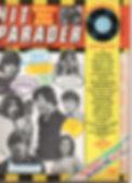 jimi hendrix rotily magazine/hit parader 7/67