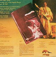 jimi hendrix cd bootleg 1969/electric jimi / jaguarondi records jag001/2