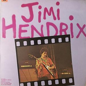 jimi hendrix vinyls LP collector / jimi hendrix1975