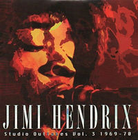 jimi hendrix box cd bootleg/ disc 3 astro man