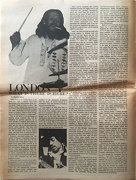 jimi hendrix memorabilia 1970/ 1st anniversary issue 1970