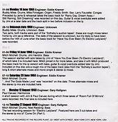 jimi hendrix cd bootlegs/electric ladyland sessions jun 68-aug 68