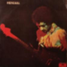 jimi hendrix rotily vinyls collector/band of gypsys  peru 1970