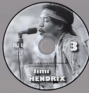 jimi hendrix cvd bootlegs 69/disc 3 devonshire down 69