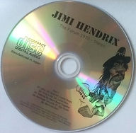 jimi hendrix bootlegs cds 1970 / the forum inglewood los angeles 04-25-70 /disc 1