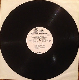 jimi hendrixvinyl album / side b : electric ladyland promo usa