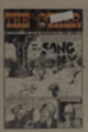 jimi hendrix newspapers 1969/the east village other dec. 24, 1969