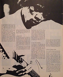jimi hendrix magazine/teenbeat 4/1967