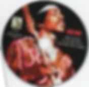 jimi hendrix bootlegs cd / high voltage at atlanta pop & electric lady studios disc 1