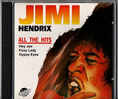jimi hendrix rotily cd all the hits