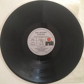 jimi hendrix vinyls reissue /  side 1 : jimi hendrix ariola