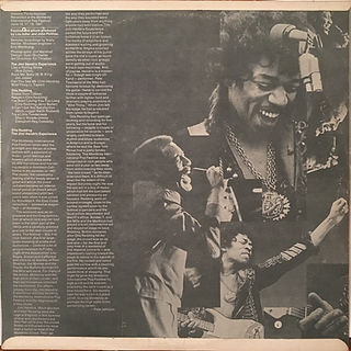jimi hendrix collector vinyls lps albums/historic performance monterey pop festival/south korea 1971