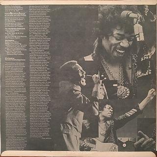 jimi hendrix collector vinyls lps albums/historic performance monterey pop festival/south korea 1971