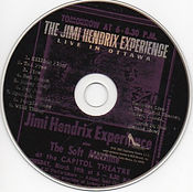 jimi hendrix bootlegs cd/live in ottawa dagger records 2001