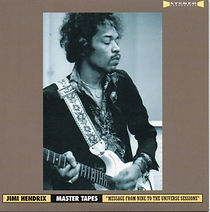 jimi hendrix bootlegs cds 1969/ master tapes of