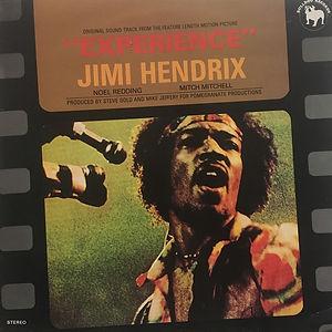jimi hendrix vinyls reissue /  experience bulldog 1985