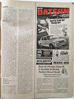 jimi hendrix magazine /life june 1968