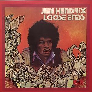 jimi hendrix vinyl album lp/loose ends italy 1973