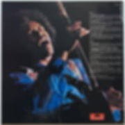 jimi hendrix vinyl album/ in the west 1972 polydor norway
