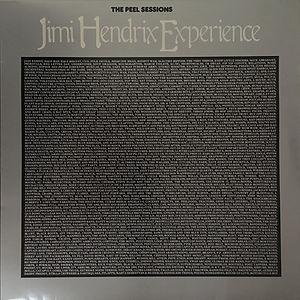 jimi hendrix vinyls album / the peel sessions