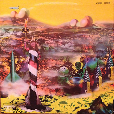 hendrix rotily vinyls collector/ electric ladyland part 1